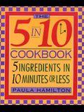 Five in Ten Cookbook
