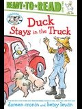 Duck Stays in the Truck/Ready-To-Read Level 2
