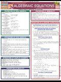 Algebraic Equations (Quickstudy: Academic)