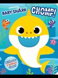 Baby Shark: Chomp! (Crunchy Board Books)