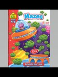 School Zone Mazes 64-Page Workbook