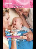 The Billionaire's Baby Swap (The Montanari Marriages)