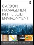 Carbon Management in the Built Environment
