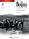 Best of the Beatles for Acoustic Guitar [With CD]