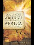 John G. Lake's Writings From Africa
