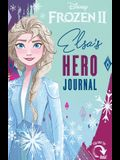 Disney Frozen 2: Journey of Sisters: Elsa and Anna's Hero Journal
