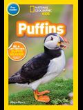 National Geographic Readers: Puffins (Pre-Reader)