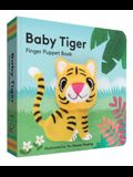 Baby Tiger: Finger Puppet Book: (Finger Puppet Book for Toddlers and Babies, Baby Books for First Year, Animal Finger Puppets)