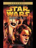 Labyrinth of Evil: Star Wars Legends