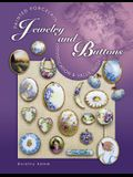 Painted Porcelain Jewelry and Buttons