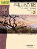 Beethoven: Piano Sonata No. 18 in E-Flat Major, Opus 31, No. 3 [With CD (Audio)]