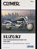 Clymer Suzuki 1500 Intruder/Boulevard C90, 1998-2009