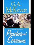 Peaches And Screams: A Savannah Reid Mystery (Savannah Reid Mysteries)