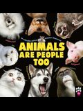 Animals Are People Too: An Adorable Animal Emotion Thesaurus