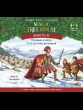 Magic Tree House: Books 31 & 32: Warriors in Winter; To the Future, Ben Franklin!