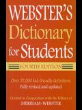 Webster's Dictionary for Students, 4th Edition