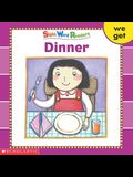 Dinner (Sight Word Readers) (Sight Word Library)