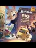 Zootopia Big Trouble in Little Rodentia