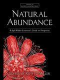 Natural Abundance: Ralph Waldo Emerson's Guide to Prosperity
