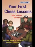 Your First Chess Lessons
