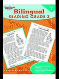 Steck-Vaughn Bilingual: Reproducible Reading Third Grade