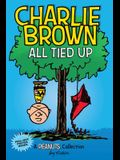 Charlie Brown: All Tied Up (Peanuts Amp Series Book 13), Volume 13: A Peanuts Collection