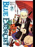 Blue Exorcist, Volume 7