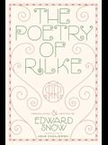 The Poetry of Rilke (German Edition)
