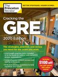 Cracking the GRE with 4 Practice Tests, 2020 Edition: The Strategies, Practice, and Review You Need for the Score You Want