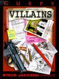 Gurps Villains