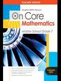 Houghton Mifflin Harcourt on Core Mathematics: Teacher's Guide Grade 7 2012