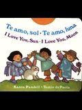 Te Amo, Sol-Te Amo, Luna/I Love You, Sun-I Love You, Moon