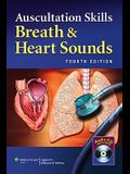 Auscultation Skills: Breath & Heart Sounds [With CD (Audio)]