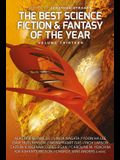 The Best Science Fiction and Fantasy of the Year, Volume Thirteen, 13