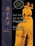 Book One: Sun Tzu's Art of War Playbook: Volumes 1-4