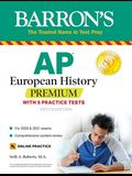 AP European History Premium: With 5 Practice Tests