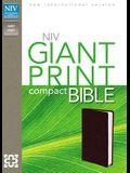 Compact Bible-NIV-Giant Print