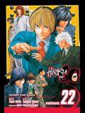 Hikaru No Go, Vol. 22, Volume 22
