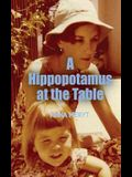 A Hippopotamus At The Table: A true story of a journey to a new life in Cape Town, South Africa in 1975