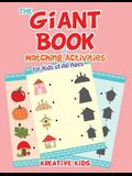 The Giant Book of Matching Activities for Kids of All Ages