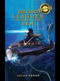 20,000 Leagues Under the Sea (Deluxe Library Binding)