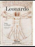 Leonardo. Todos Los Dibujos
