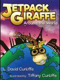 Jetpack Giraffe Around the World