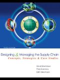 Designing and Managing the Supply Chain 3e with Student CD [With CDROM]