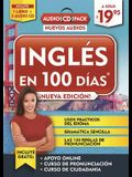 Inglés En 100 Días - Curso de Inglés - Audio Pack (Libro + 3 CD's Audio) / English in 100 Days Audio Pack