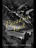 Milton's Paradise Lost: Books IX and X