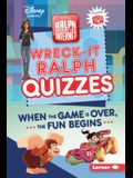Wreck-It Ralph Quizzes: When the Game Is Over, the Fun Begins