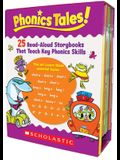 Phonics Tales: 25 Read-Aloud Storybooks That Teach Key Phonics Skills [With Teacher's Guide]