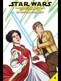 Star Wars Adventures #4: The Trouble at Tibrin, Part 1