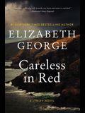 Careless in Red: A Lynley Novel